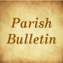 2019 09 22 Parish Bulletin